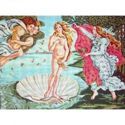 Канва с рисунком «Рождение Венеры»