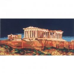 Канва с рисунком «Акрополь»