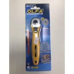 Нож- резак для печворка OLFA(28мм)