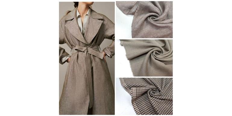 Итальянские костюмные ткани