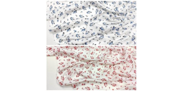 Плательно-блузочные итальянские ткани