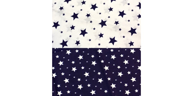 Ситцы со звездами